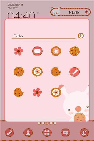 玩免費工具APP|下載饼干兔主题 app不用錢|硬是要APP