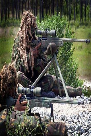 狙击步枪游戏