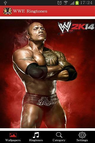 WWE铃声