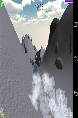 倾斜滑雪3D