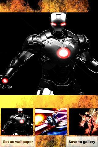 超级英雄壁纸