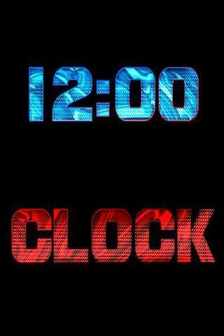 美国数字时钟