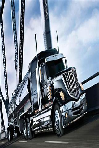 3D卡车司机图