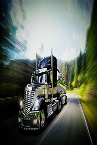 玩免費體育競技APP|下載3D卡车司机图 app不用錢|硬是要APP