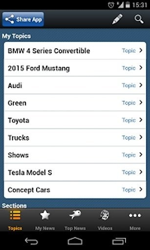 汽车和评论