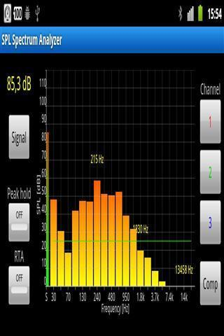 声压频谱分析仪