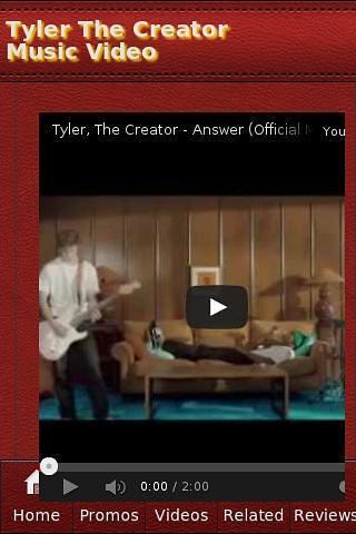 玩娛樂App|Tyler The Creator 音乐视频免費|APP試玩