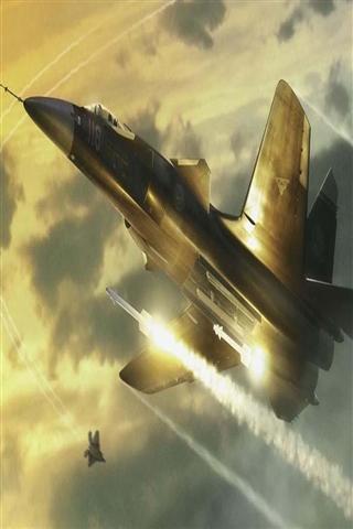 战斗机动态壁纸