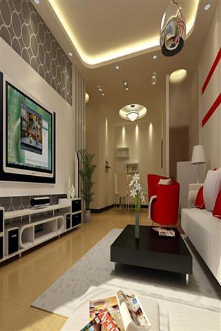 流行的室内设计