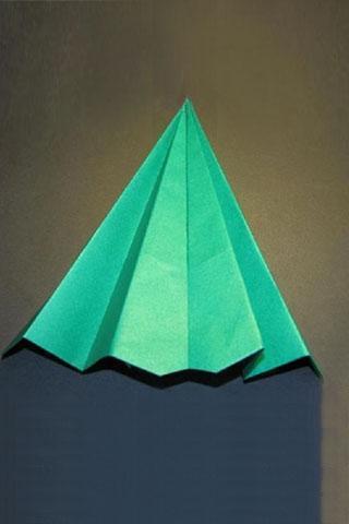 圣诞折纸教程