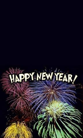 新年快乐高清壁纸