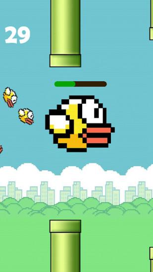 【免費冒險App】Flappy Birds-APP點子