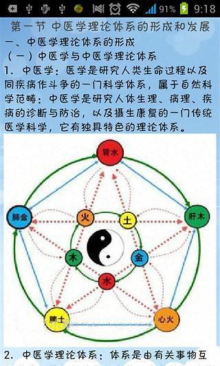 考研中医基础理论
