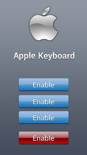 iPhone5的键盘