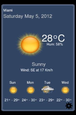 玩免費生活APP|下載氣象預報 app不用錢|硬是要APP