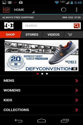 玩免費購物APP|下載DC鞋业 app不用錢|硬是要APP