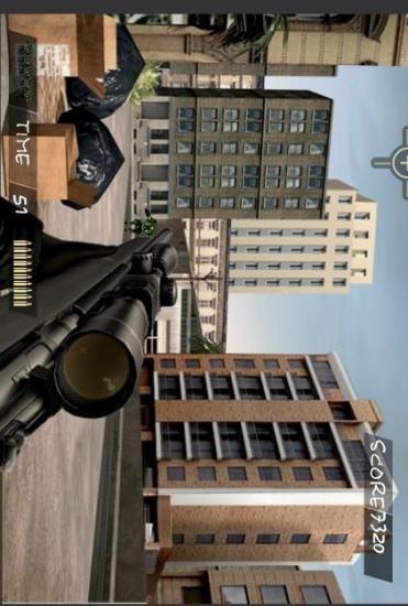 狙击免费单机游戏