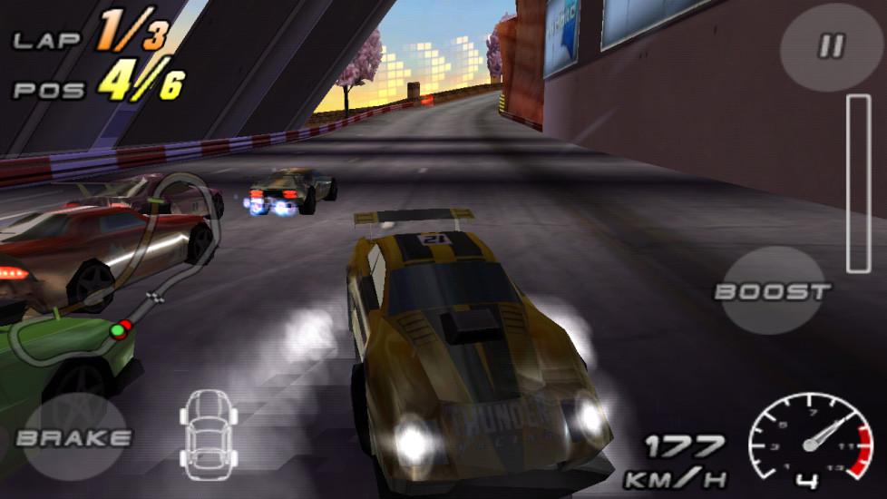 极品赛车单机游戏|玩體育競技App免費|玩APPs