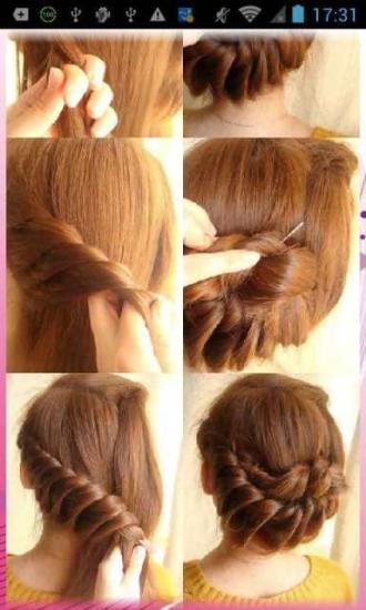 男生女生发型DIY