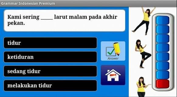 印度尼西亚语语法