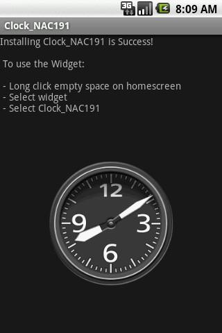Clock_NAC191
