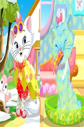 Kitty Princess Hair Salon|玩休閒App免費|玩APPs