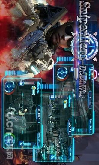 SniperHero-DeathWar