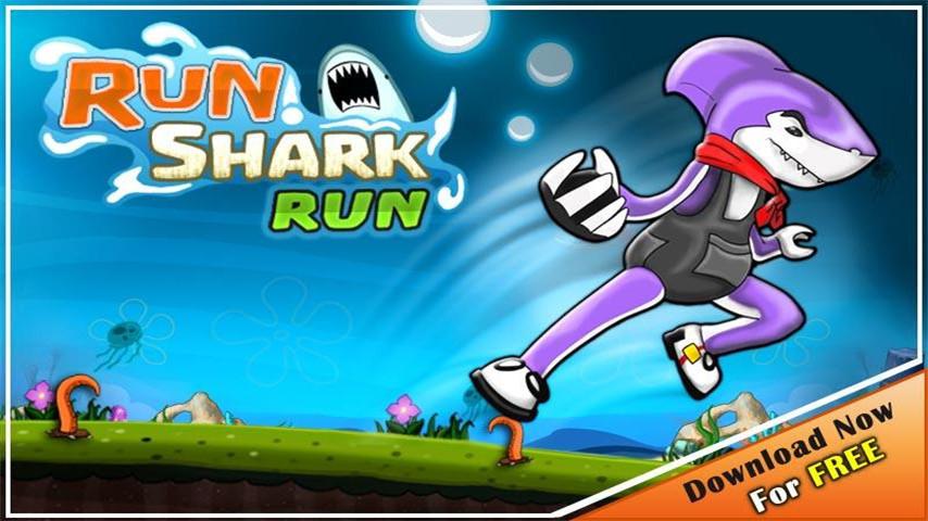 鲨鱼每天跑酷