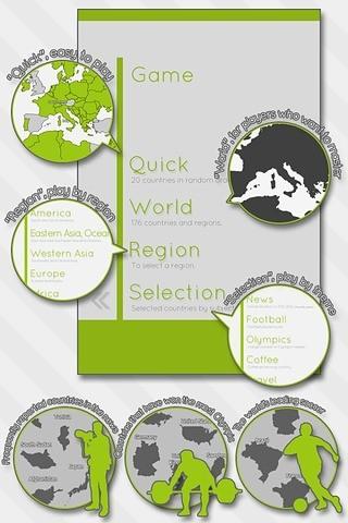世界地图拼图