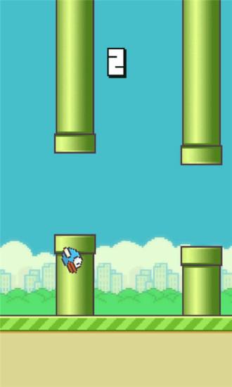 FlappyBird优化版