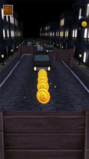 墓地每天跑酷3D
