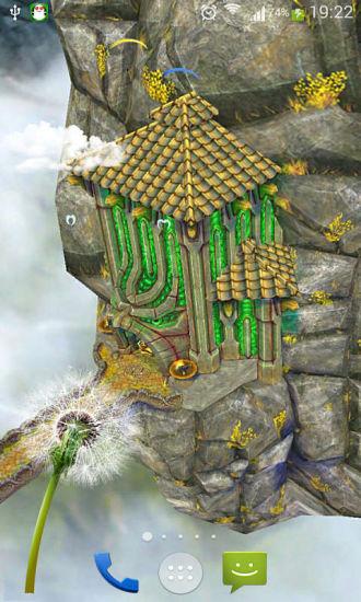 神庙逃亡动态壁纸