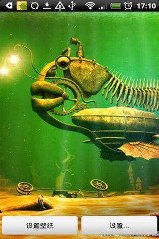 最美海底世界动态壁纸
