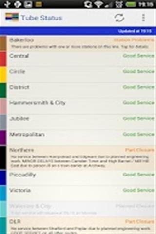 玩交通運輸App|伦敦地铁免費|APP試玩