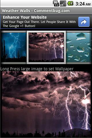 HTC 氣象- Google Play Android 應用程式