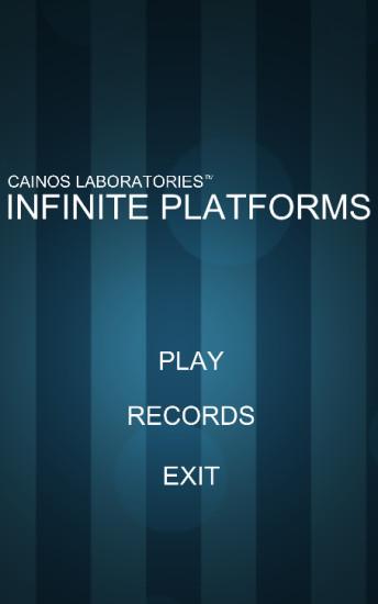 Infinite Platforms