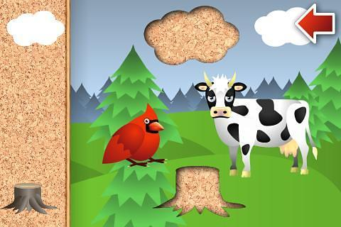 Animal Puzzle For Toddlers LITE