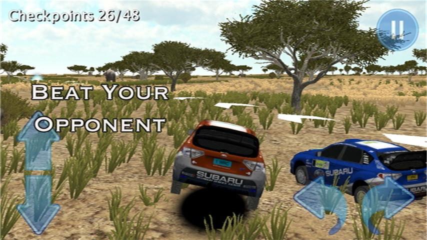 每天草原飞车3D