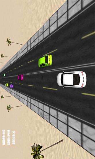 3D速度赛车2