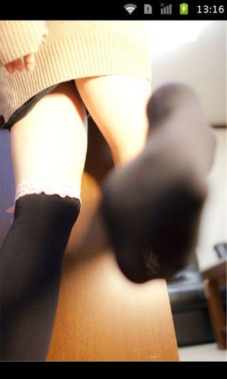 论腿足与过膝袜后篇