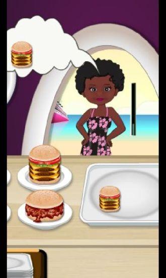 玩休閒App|海边美味快餐店免費|APP試玩