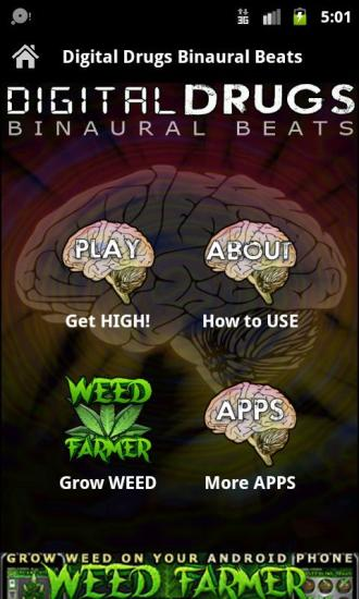 Digital Drugs Binaural Beats