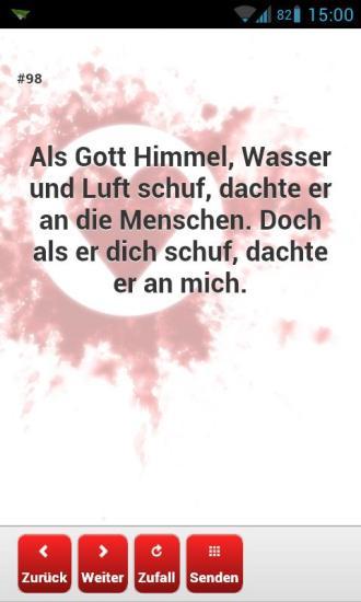 玩免費娛樂APP|下載Liebessprüche app不用錢|硬是要APP