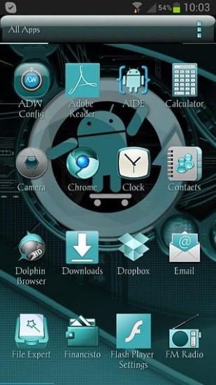 ADW Cyanogen Theme
