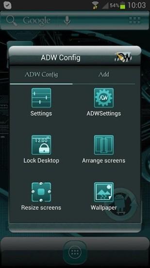 免費下載工具APP|ADW Cyanogen Theme app開箱文|APP開箱王