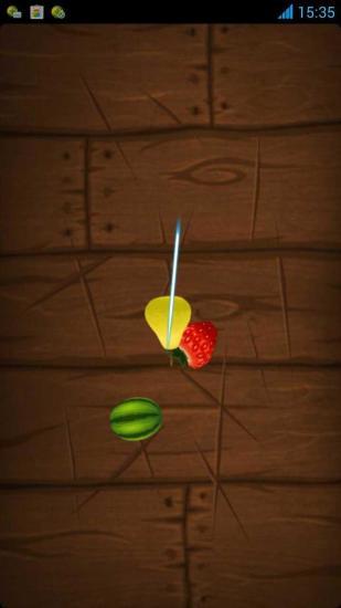 水果忍者锁屏