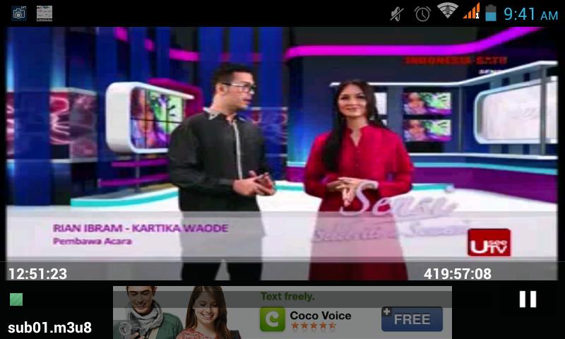 Indonesia tv Live