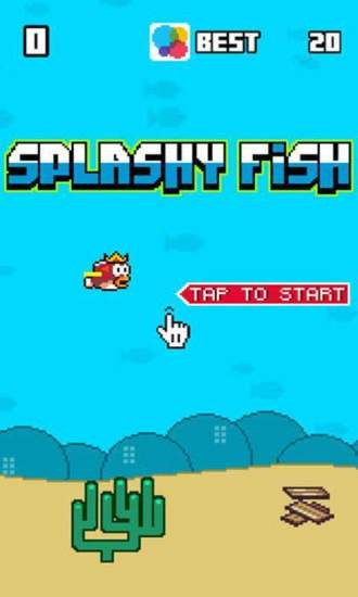 SplashyFish像素鱼