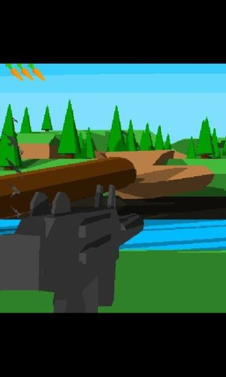 cs版射击双枪