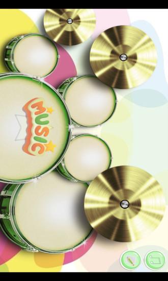 架子鼓模拟乐器